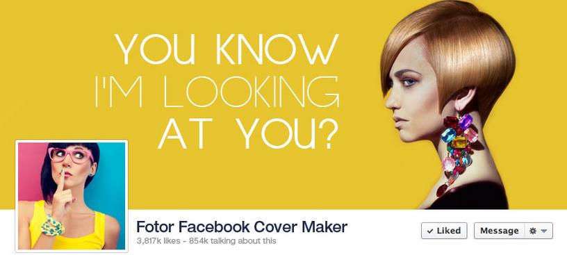 Facebook Cover Yang Menarik