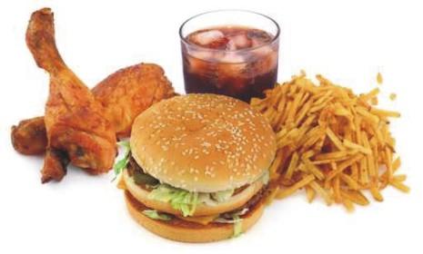 Daftar Makanan Tidak Sehat Dikonsumsi