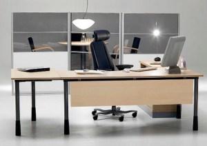 Desain Meja Komputer Kantoran
