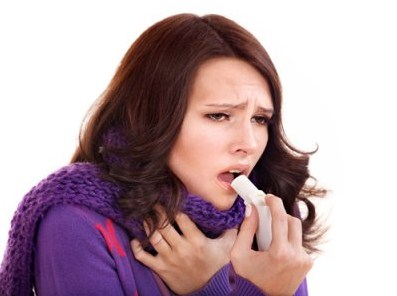 Penderita Penyakit Asma