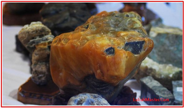 Batu Giok Termahal