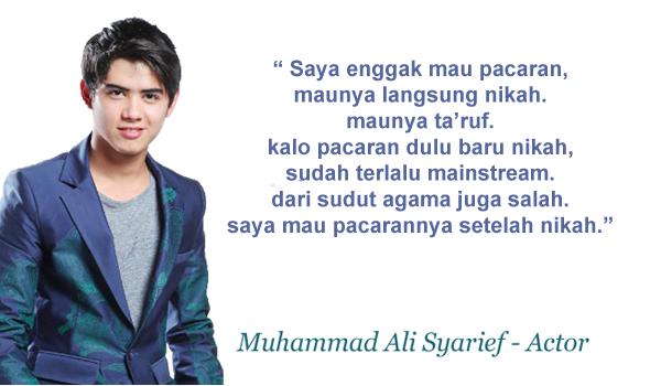 Aliiando Syarief Ganteng