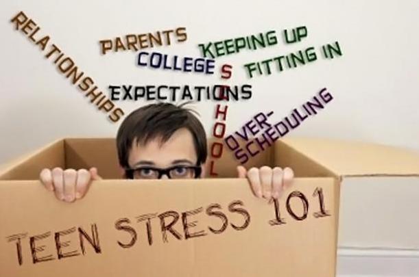 Tips Mengurangi Stress