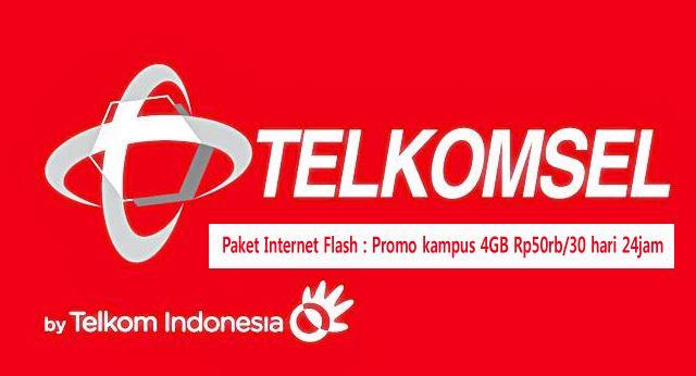 Cara Daftar Paket Internet Telkomsel Murah 4GB
