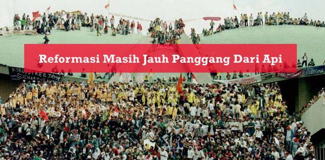 Reformasi Negara Indonesia