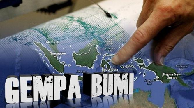 Gempa Bumi Sumatera
