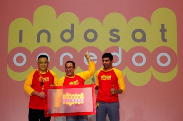 Indosat Ganti Nama dan Logo Baru