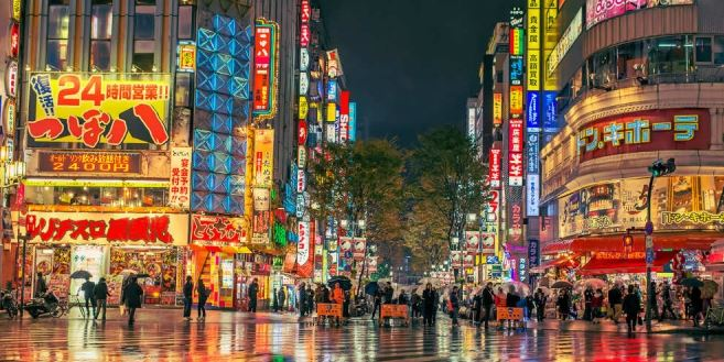Perusahaan Di Jepang