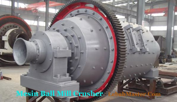 Mesin Ball Mill Crusher