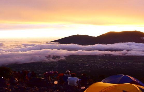 View Gunung Merapi