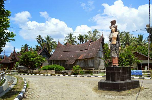 Kampung Tradisi Matrilinial Sumatera Barat