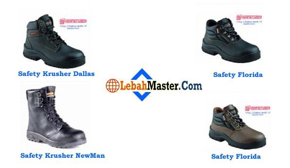 Harga Sepatu Safety Krusher