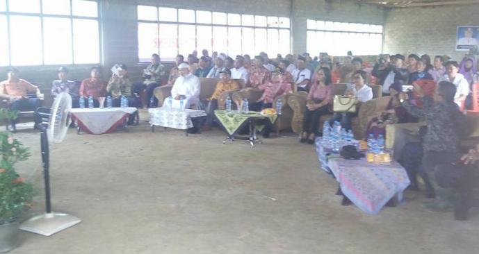 Peresmian Ponpes Islamic Center Bin Baz Cabang Sintang Oleh Wakil Bupati Sintang