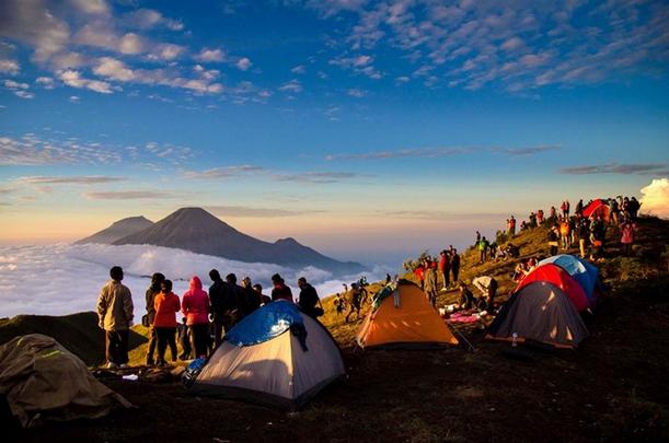 Wisata Gunung Dieng Wonosobo