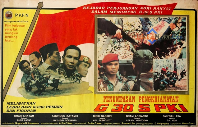 Pemeran Soeharto Pada Film G30S PKI