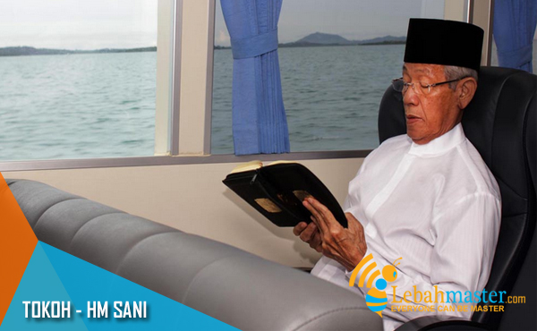 Gubernur Kepulauan Riau HM Sani