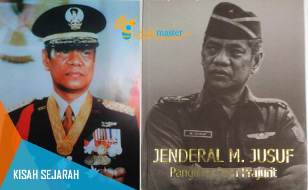 Syahdan Jenderal M Jusuf