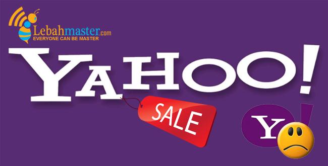 Akhir Tragis Yahoo diakuisisi Verizon