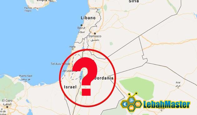 Google Hapus Palestina Dari Google Maps