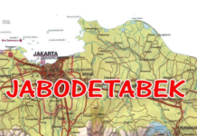 Peta Jabodetabek Dikenalkan Pertama kali Oleh Tokoh Ali Sadikin