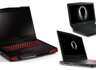 Laptop Dell Alienware 13 Inci VR