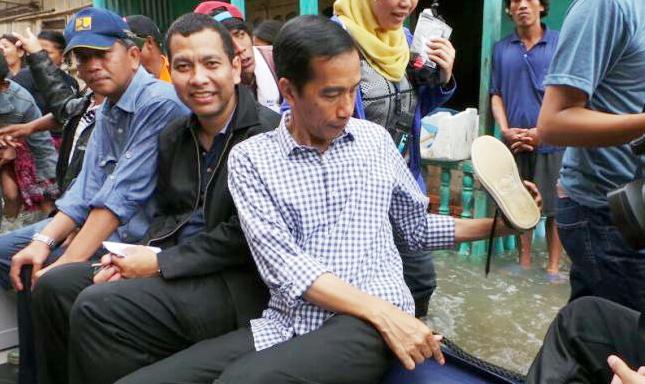 Kesederhanaan Jokowi
