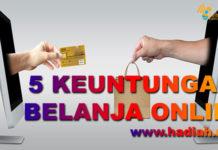 Keuntungan Belanja Online Yang Bikin Belanja Makin Hemat
