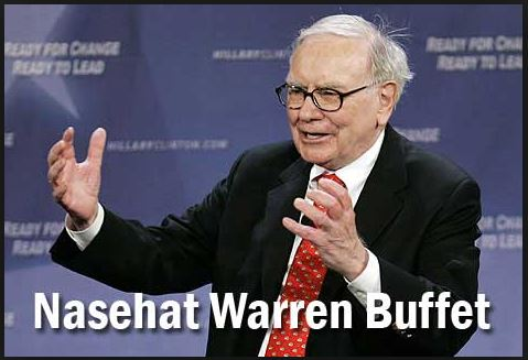 Warren Buffet Orang Terkaya