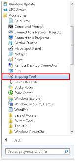 Cara Mengambil gambar Screenshot di Laptop