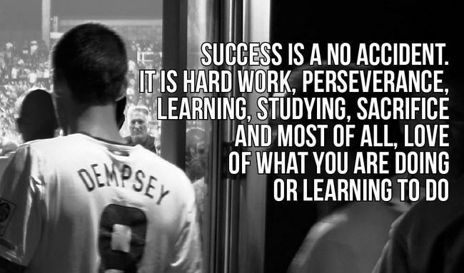 Sukses Milik Semua Orang