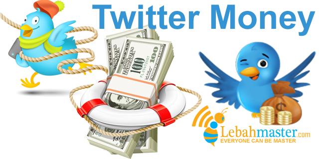 Cara Menghasilkan Uang Lewat Twitter