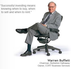 Inspirasi Warren Buffet