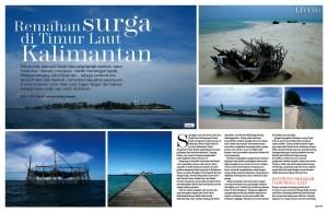 Tempat Wiasata Kalimantan Timur