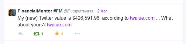 Cara mendapatkan Uang Lewat Internet dengan twitter