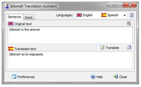 Software Kamus Idiom Bahasa Inggris