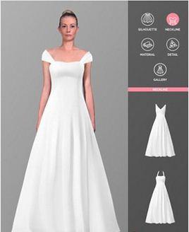 Aplikasi Untuk Memilih Gaun Pengantin