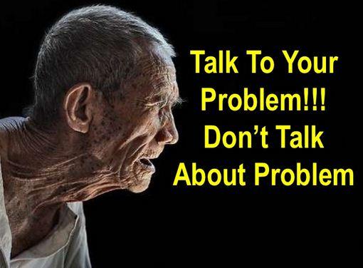 Cara Menghadapi Masalah