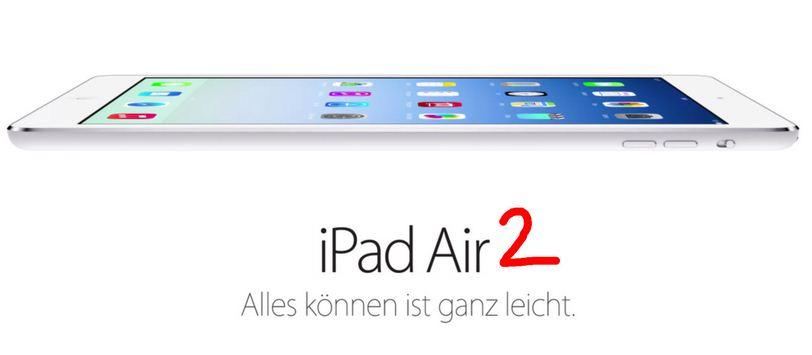 Ipad Air 2 Terbaru Apple