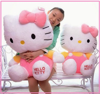 Boneka Hello Kitty Jumbo