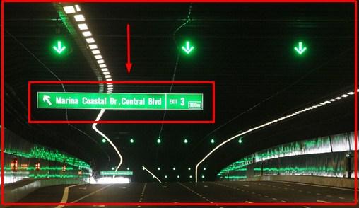 Marina Coastal Expressway (MCE)