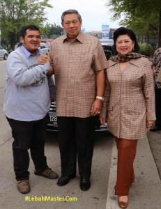 Photo Bareng Bersama SBY