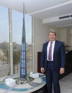 Kingdom Tower Di Jeddah