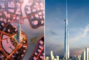 Kindom Tower,Menara Tertinggi Dunia