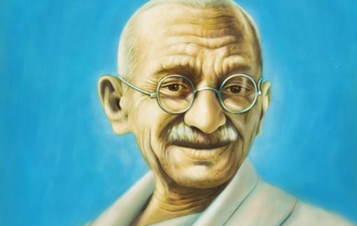 Gambar Mahatma Gandhi