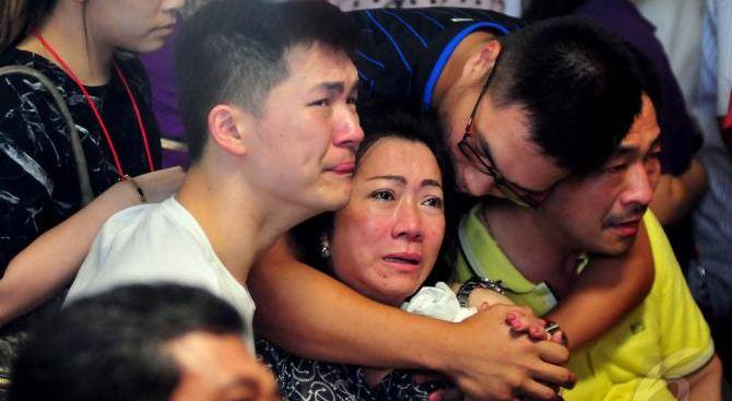 Keluarga Korban AirAsia QZ8501