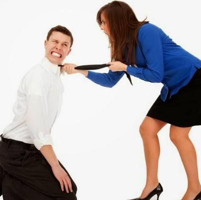 Presepsi wanita Terhadap Pria Yang Salah