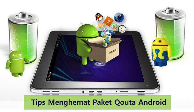 Tips Menghemat Paket Pulsa Android