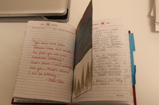 Buku Diary Komariah