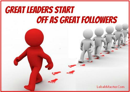 Memilih Pemimpin - Leader