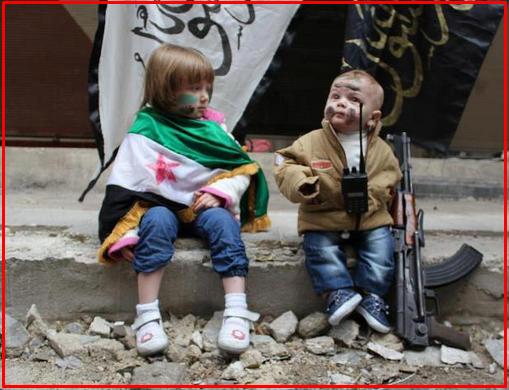 Korban Perang Suriah